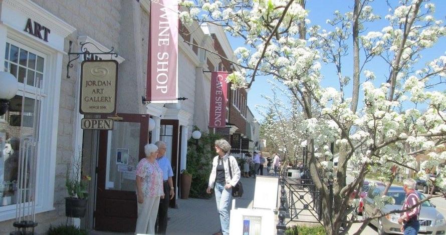 Jordan Village Visit Niagara Canada