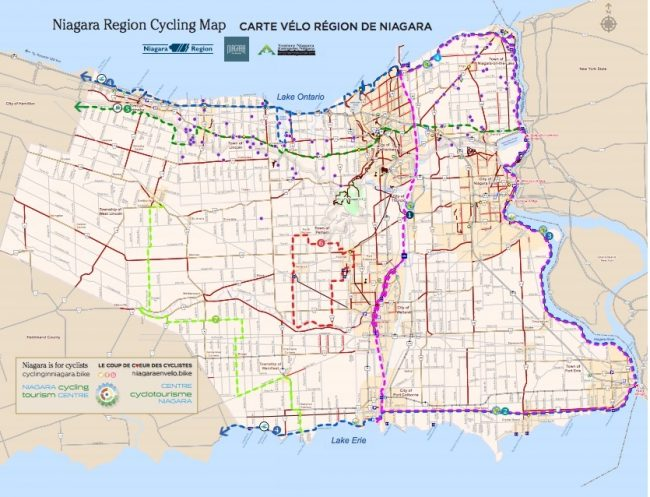 Niagara Region Cycling