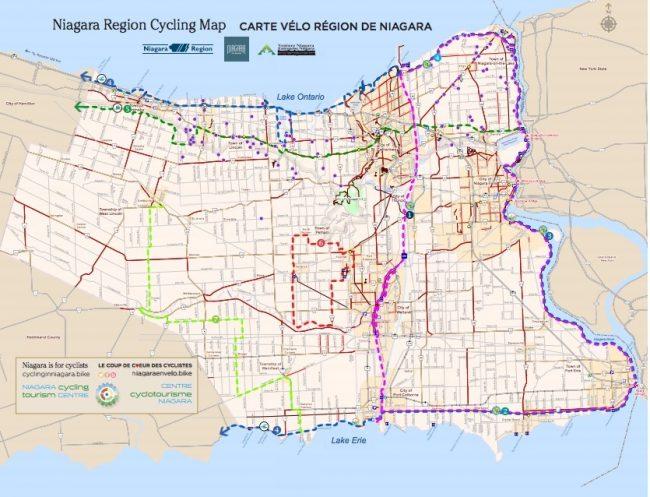 Niagara Region Cycling