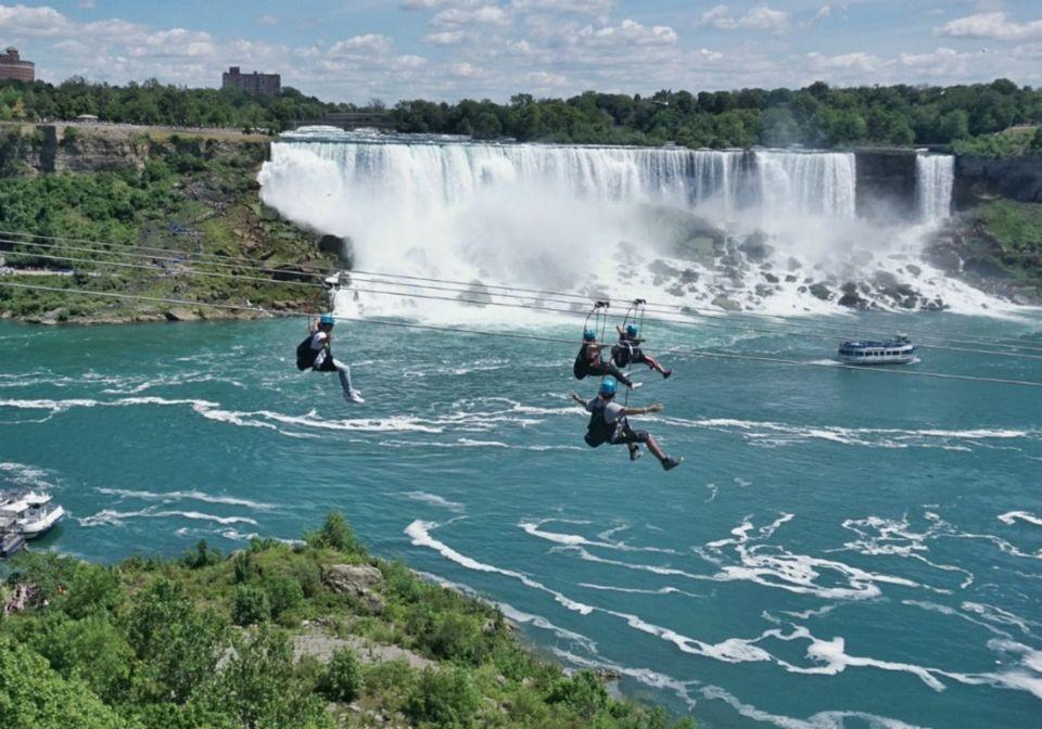 Niagara Falls USA Tourism Official Site