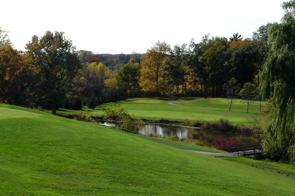 twenty valley golf course