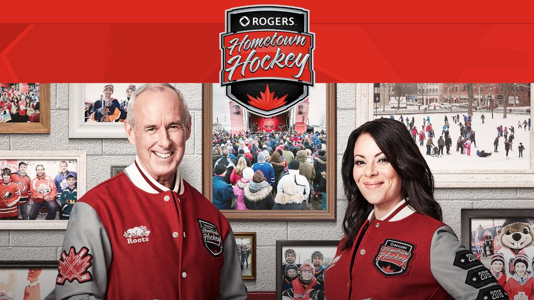 Rogers Hometown Hockey Visit Niagara Canada