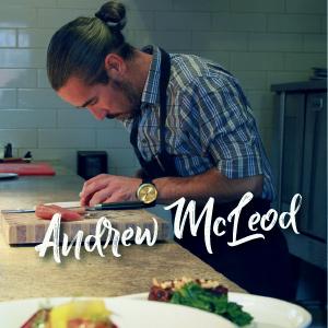 Chef Andrew McLeod Bolete