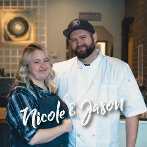 Nicole and Jason