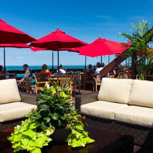 LakeHouse Restaurant Patio on the Water