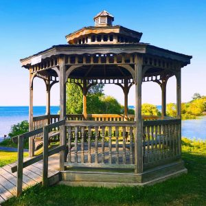 Charles Daley Park - Gazebo